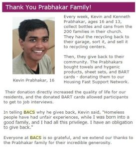 BACS - Newsletter of Oct 2013